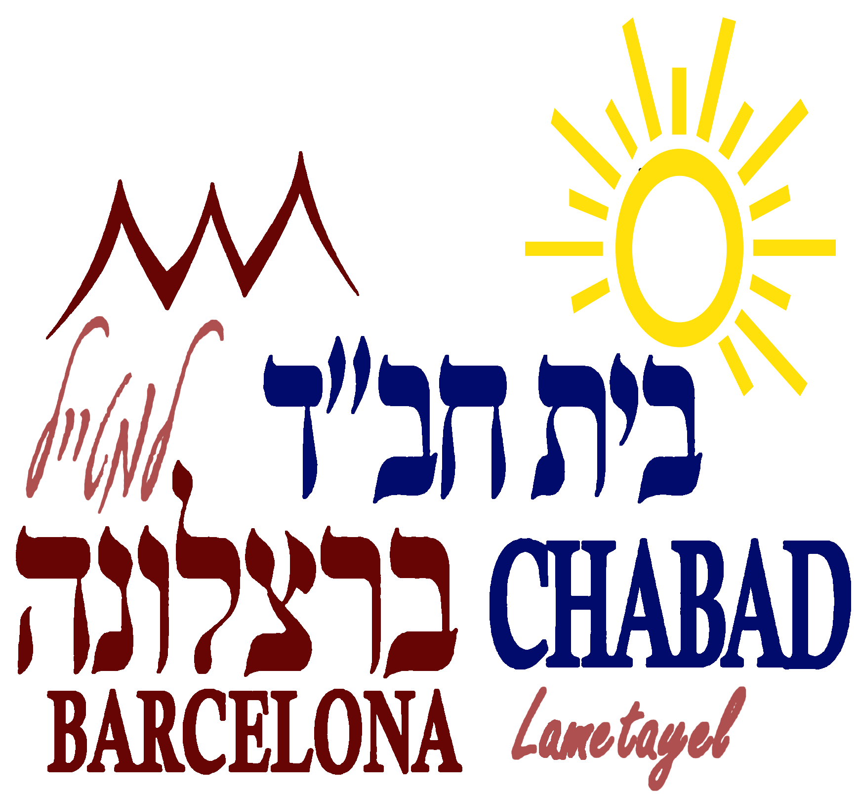 Chabad ou Barcelone